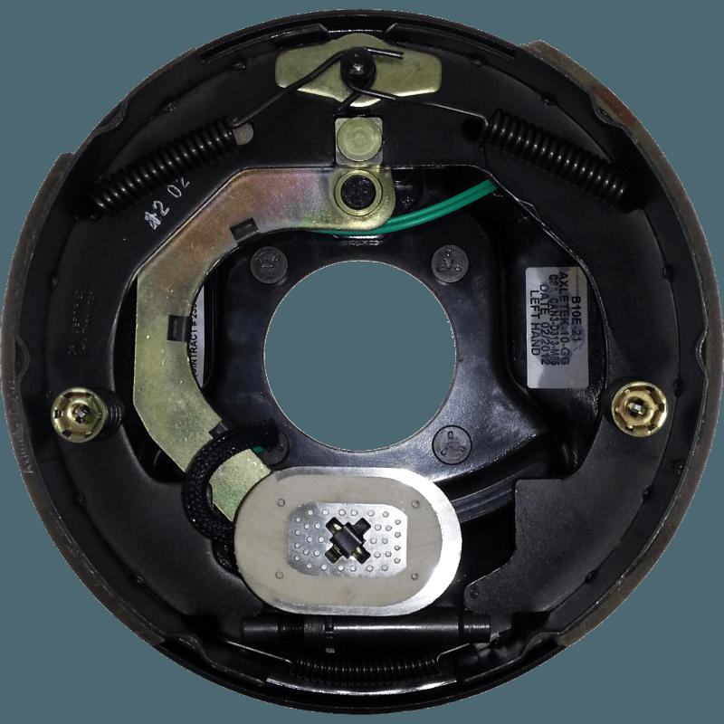 Electric Brake Assembly, 3,500lb Axles, 10