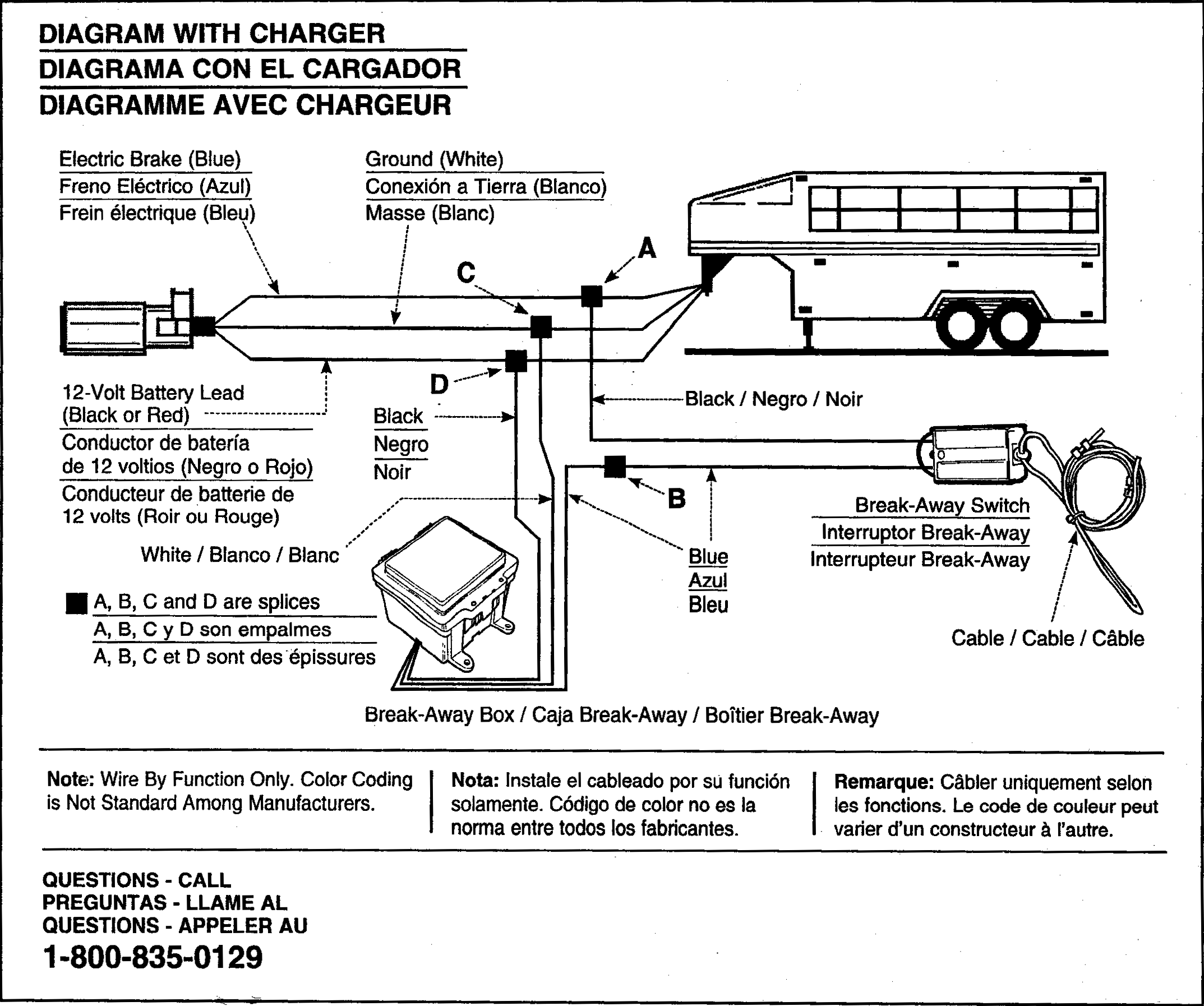 big tex 35sa trailer wiring diagram big tex dump trailer