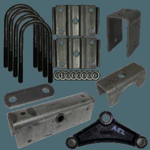 Axle Suspension Parts