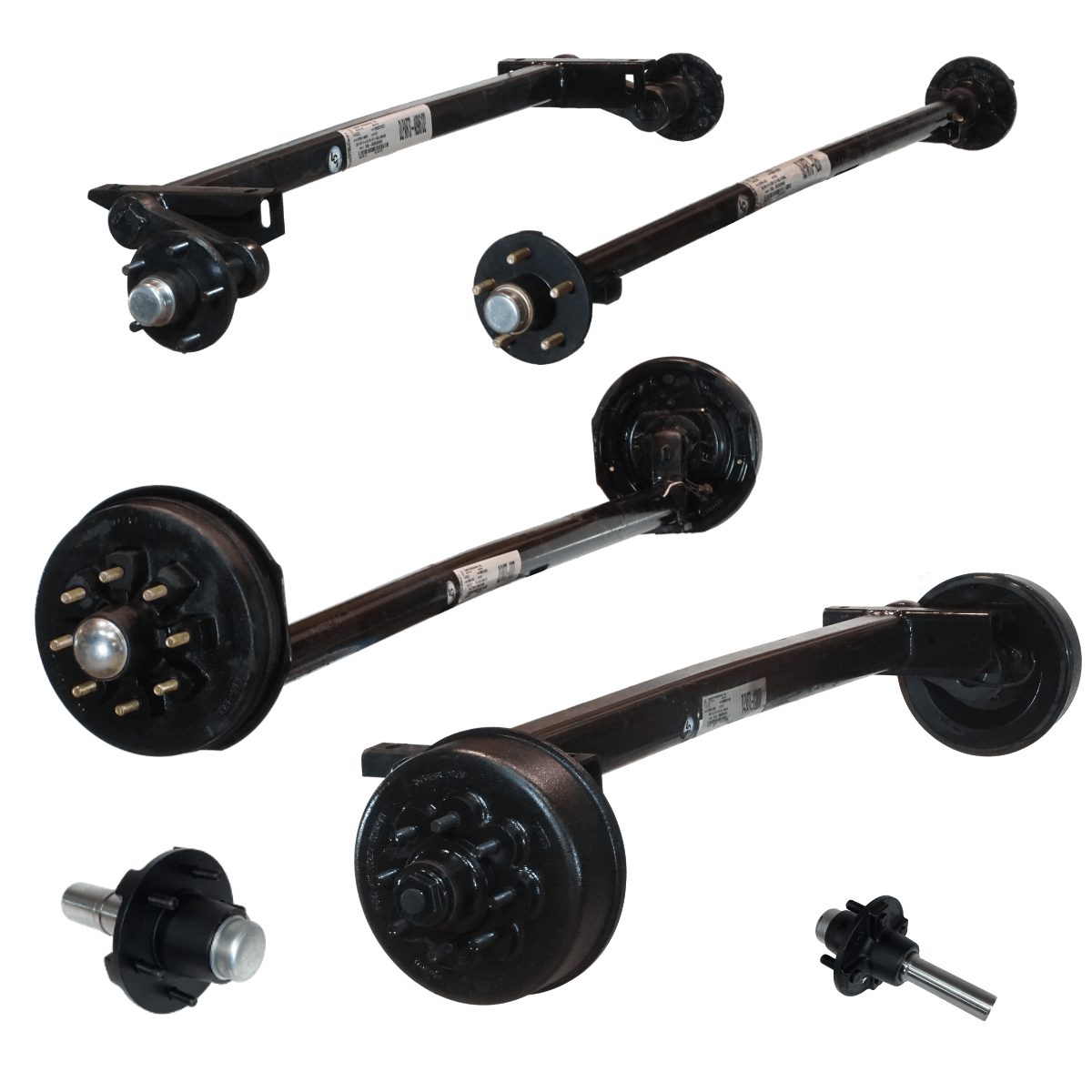 Axles Dl Parts For Trailers Inc
