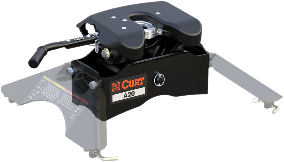 Curt Fifth Wheel Hitch >> Curt A20 20k Fifth Wheel Hitch Head H16540 Dl Parts For Trailers Inc