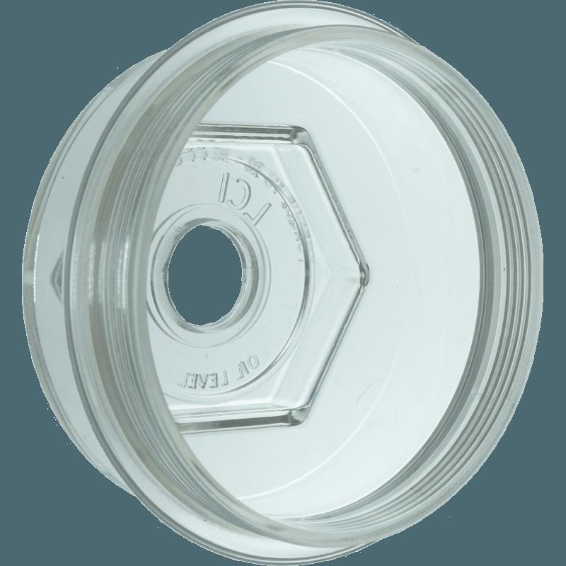 Lippert/LCI 10k-16k Screw on Oil Cap, Clear, 3 971